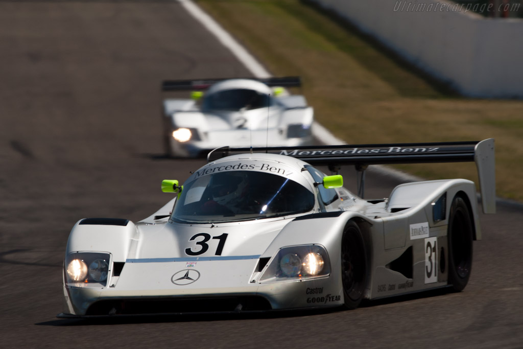 Sauber-Mercedes C11 - Chassis: 89.C11.00   - 2011 Spa Classic