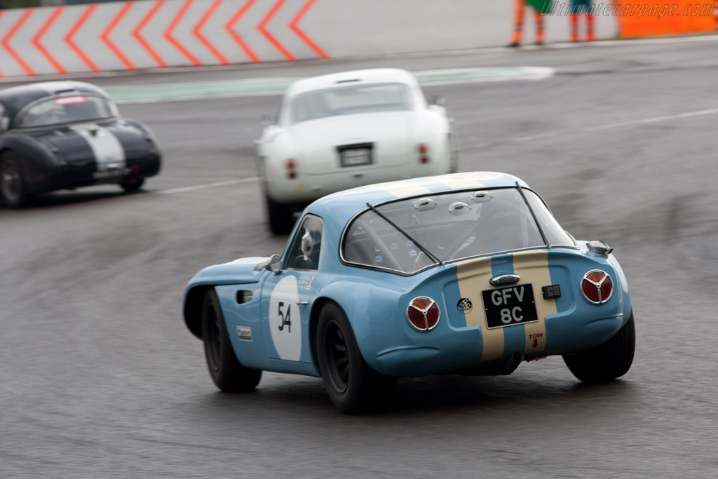 TVR Griffith    - 2011 Spa Classic