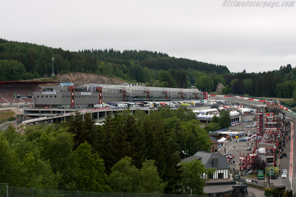 Welcome to Spa    - 2011 Spa Classic