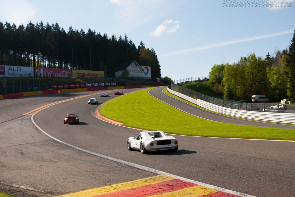 Welcome to Spa-Francorchamps    - 2013 Spa Classic