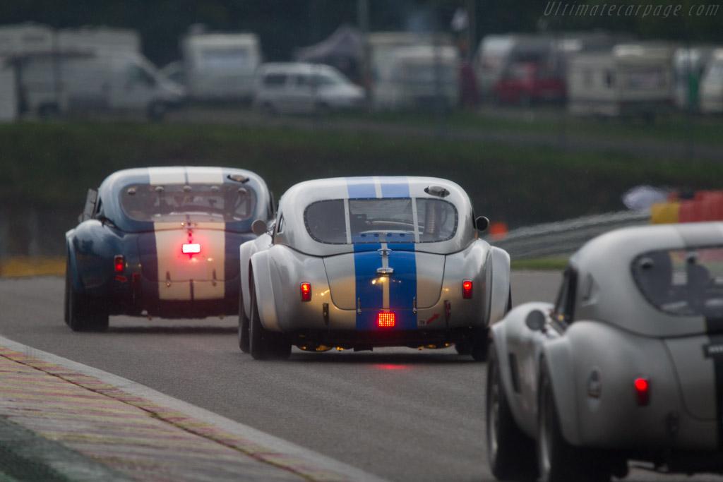 AC Shelby Cobra  - Driver: Karsten Le Blanc  - 2013 Spa Classic