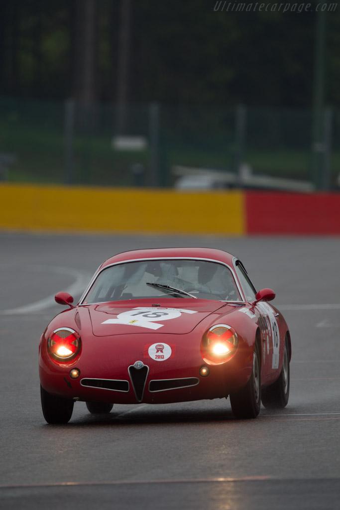 Alfa Romeo SZ    - 2013 Spa Classic