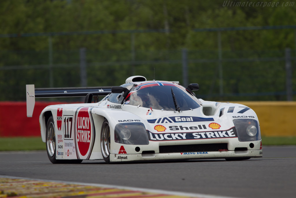 Argo JM19C Cosworth    - 2013 Spa Classic