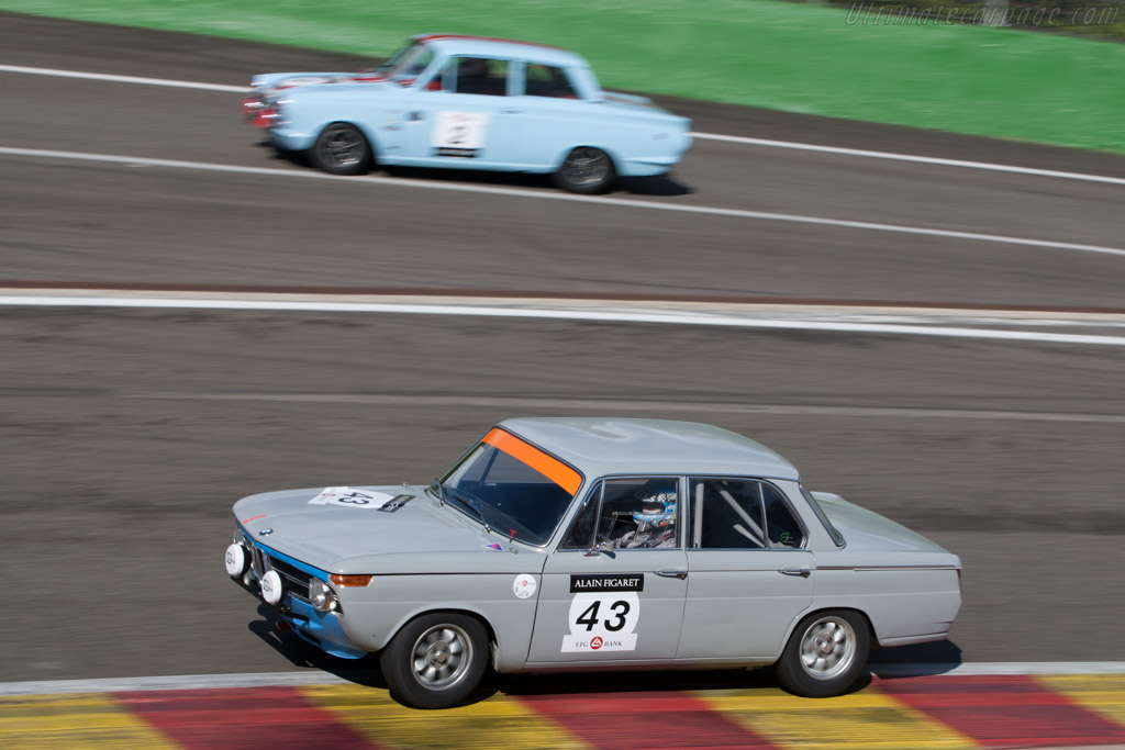 BMW 1800 TI    - 2013 Spa Classic