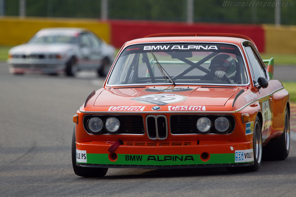 BMW 3.0 CSL - Chassis: 2211365  - 2013 Spa Classic