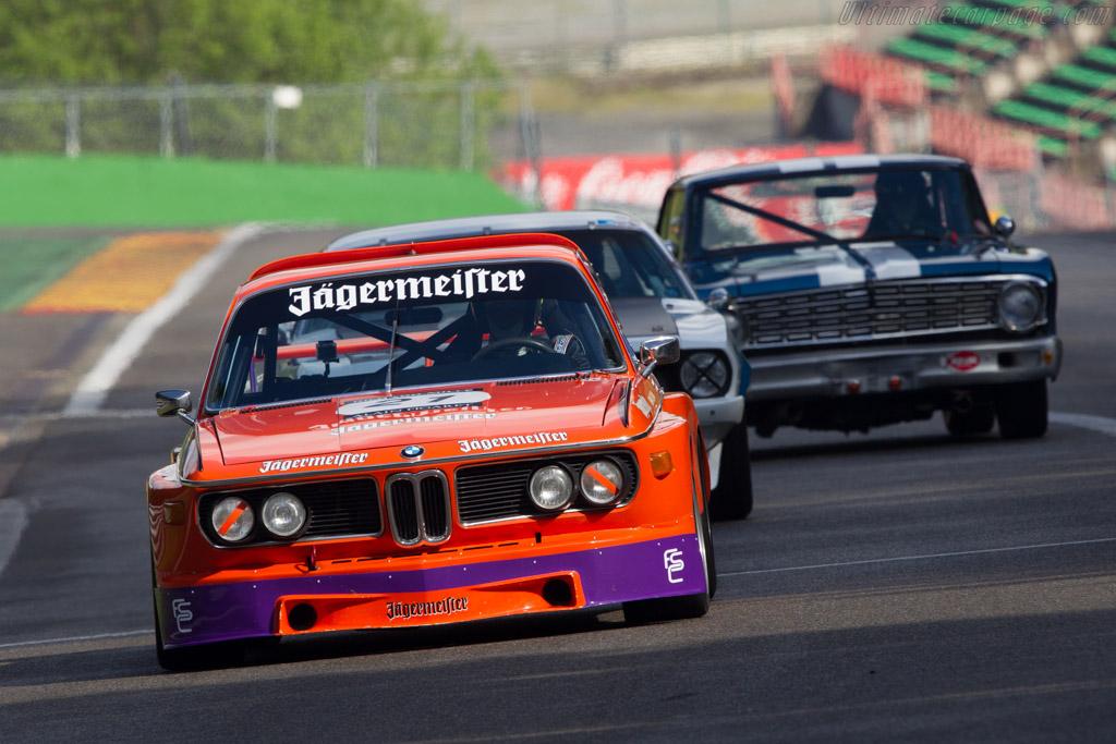 BMW 3.0 CSL    - 2013 Spa Classic