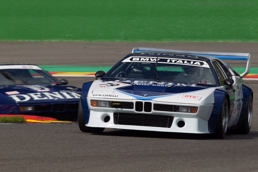 BMW M1 Group 4 - Chassis: 4301040   - 2013 Spa Classic
