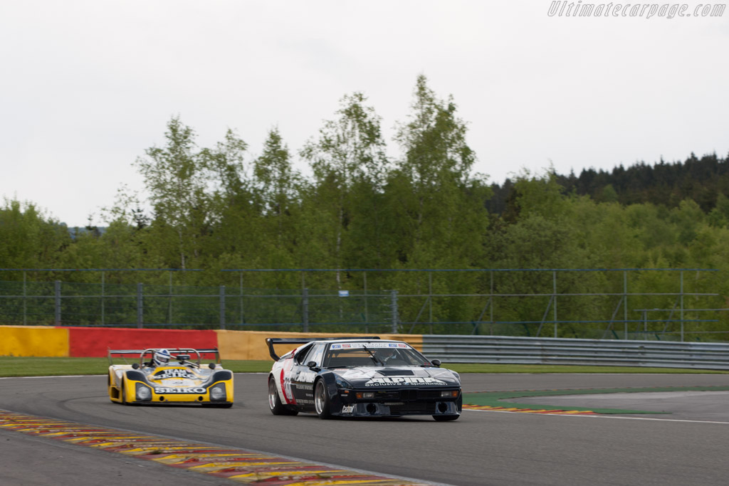 BMW M1 Group 4 - Chassis: 4301066   - 2013 Spa Classic