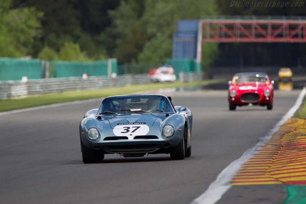 Bizzarrini 5300 GT - Chassis: IA3 0293   - 2013 Spa Classic