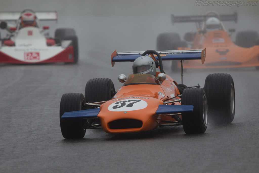 Brabham BT30    - 2013 Spa Classic
