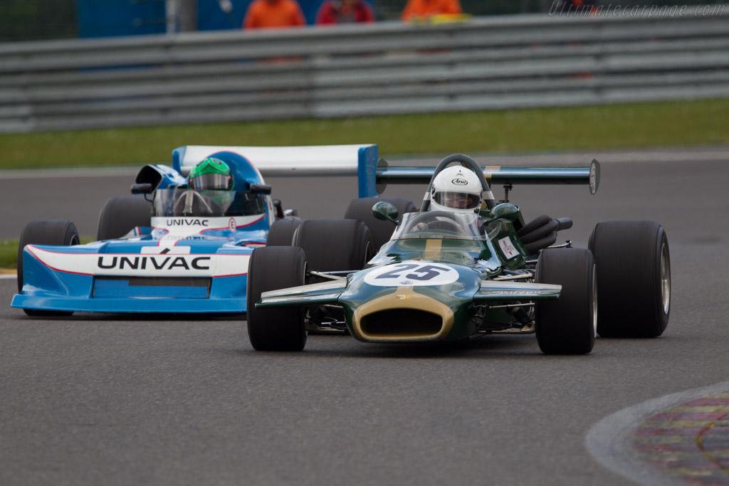 Brabham BT35    - 2013 Spa Classic