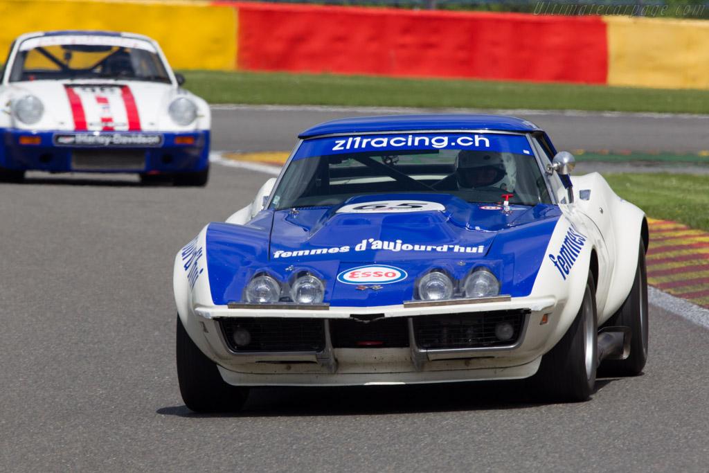Chevrolet Corvette    - 2013 Spa Classic