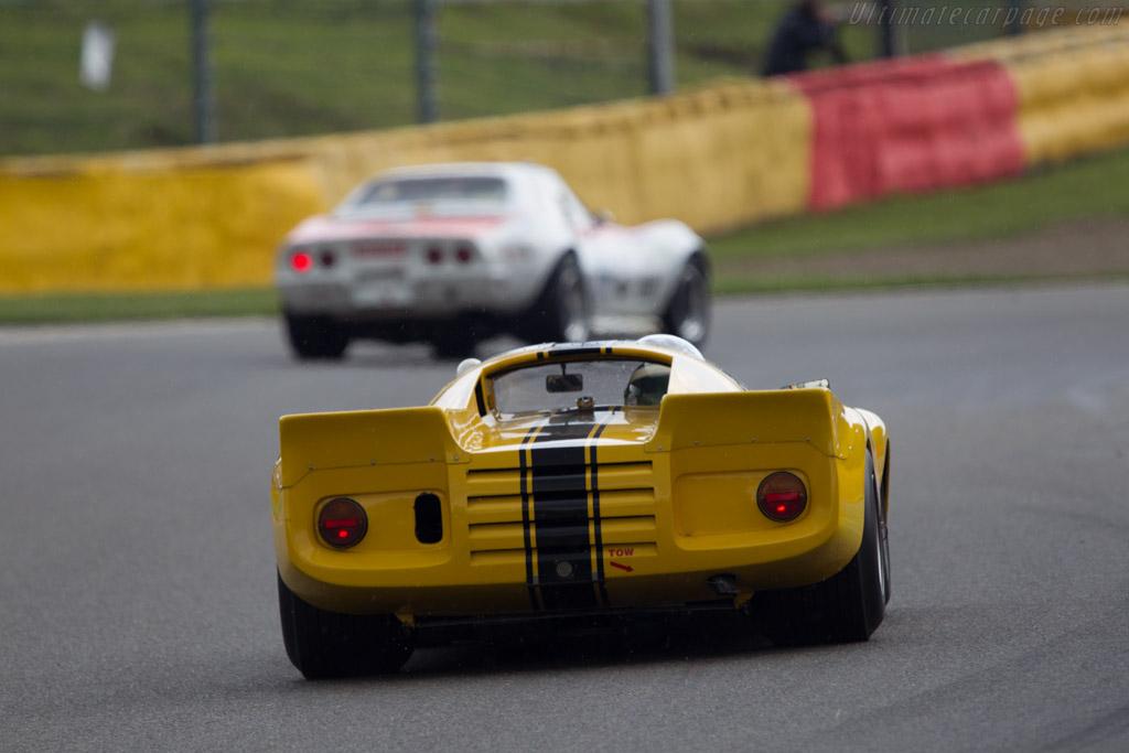 Chevron B16    - 2013 Spa Classic