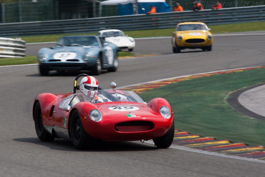 Cooper T49 Monaco Maserati - Chassis: CM-5-59   - 2013 Spa Classic