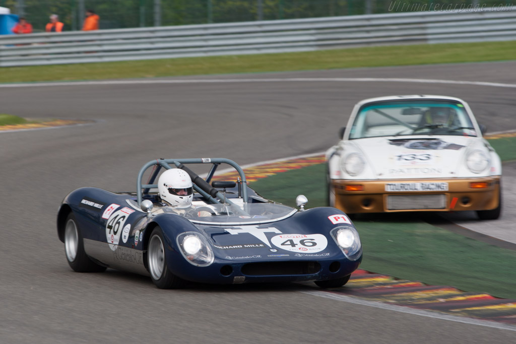 Crossle 9S    - 2013 Spa Classic