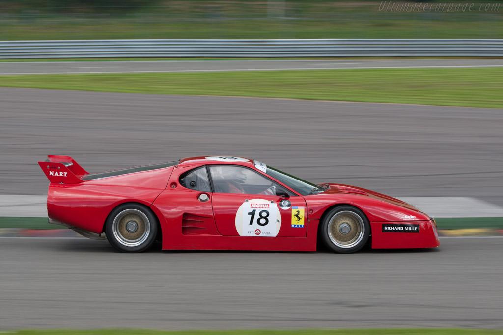Ferrari 512 Bb Lm Chassis 30559 Driver Nicolas Comar