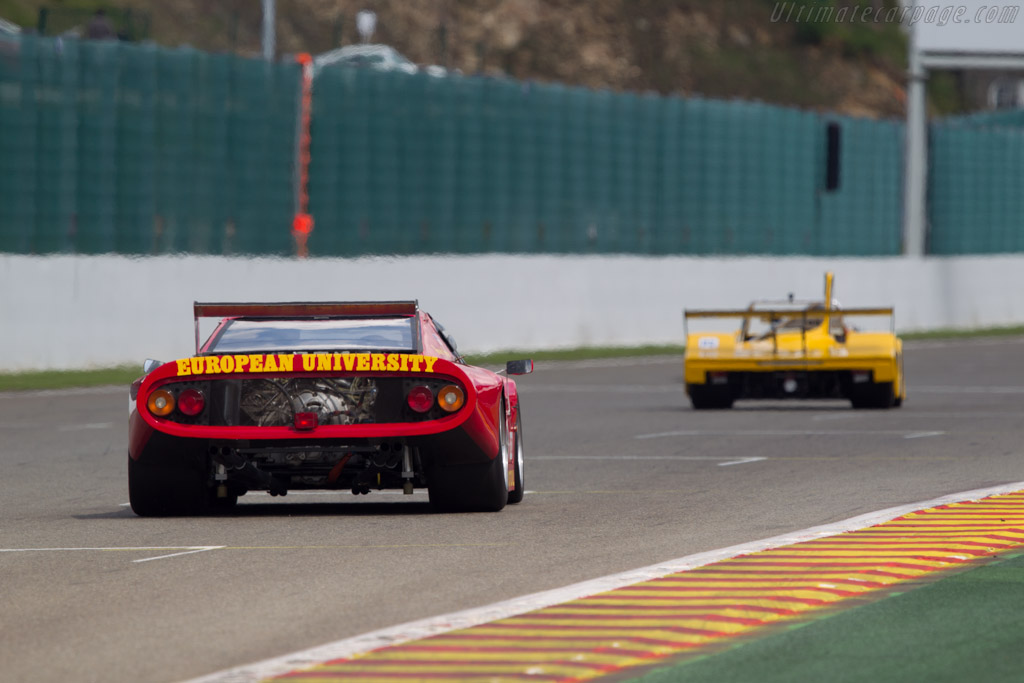 Ferrari 512 BB LM - Chassis: 35525 - Driver: Christian Bouriez  - 2013 Spa Classic
