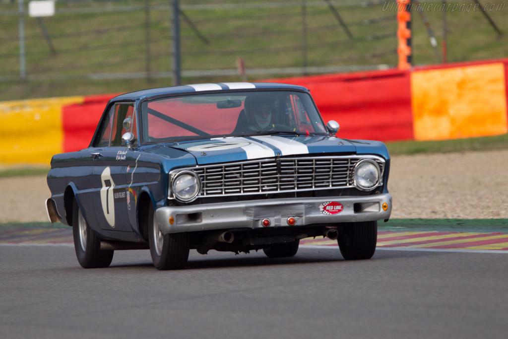Ford Falcon   - 2013 Spa Classic