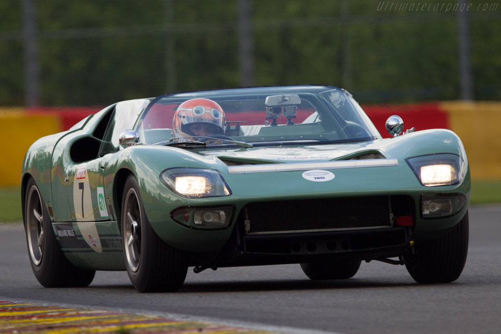 Ford GT Roadster - Chassis: GT/111   - 2013 Spa Classic