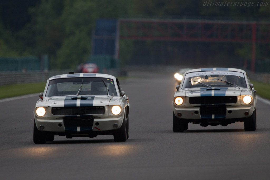 Ford Shelby Mustang Gt350 2013 Spa Classic