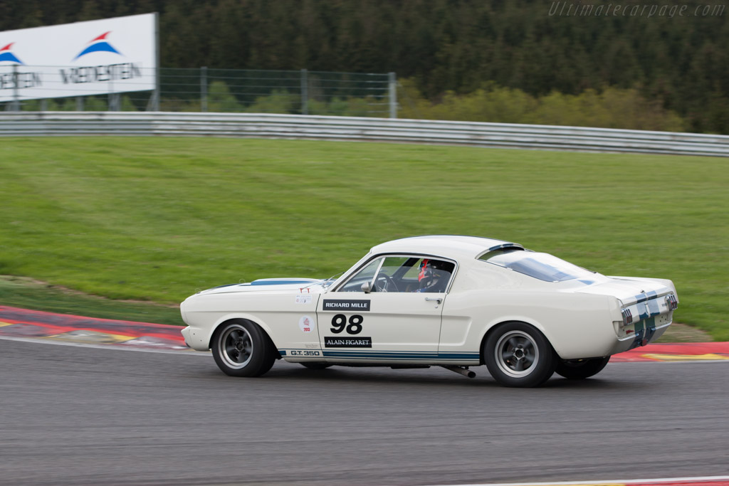 Ford Shelby Mustang GT350    - 2013 Spa Classic