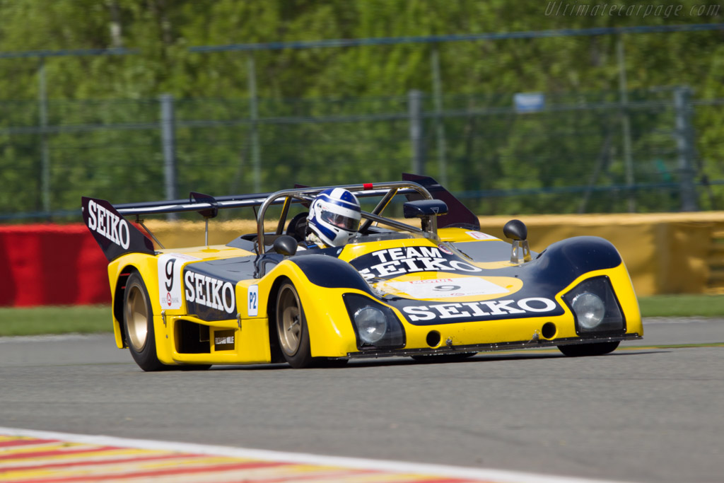 GRD S73 - Chassis: S73-073   - 2013 Spa Classic