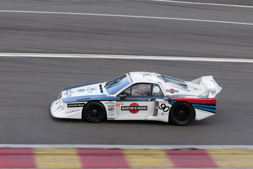 Lancia Beta Monte Carlo    - 2013 Spa Classic