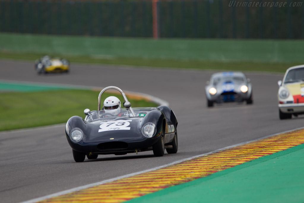 Lola Mk1    - 2013 Spa Classic