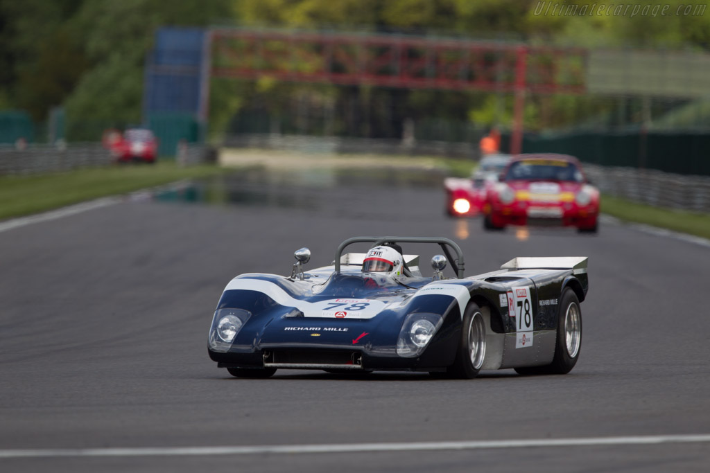 Lola T210 - Chassis: SL210/09   - 2013 Spa Classic