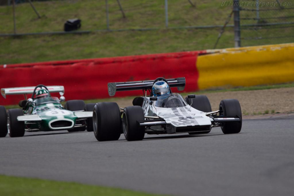 Lola T240    - 2013 Spa Classic