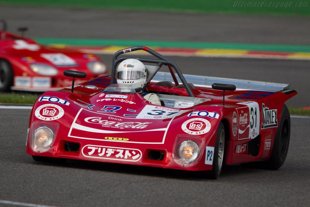 Lola T280 - Chassis: HU3   - 2013 Spa Classic