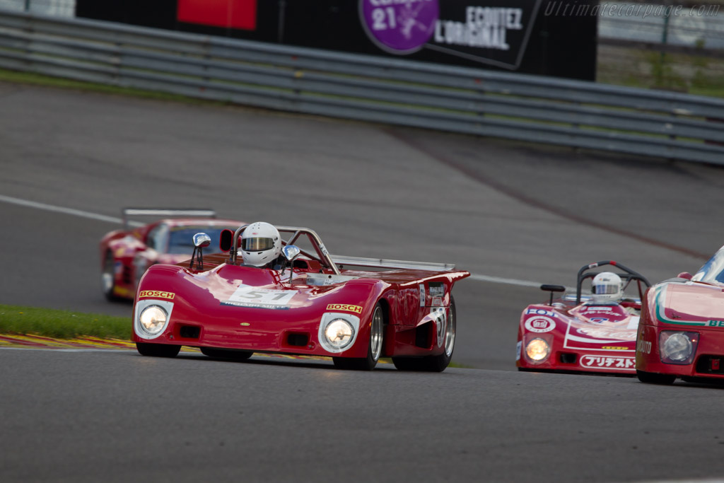 Lola T290 - Chassis: HU34   - 2013 Spa Classic