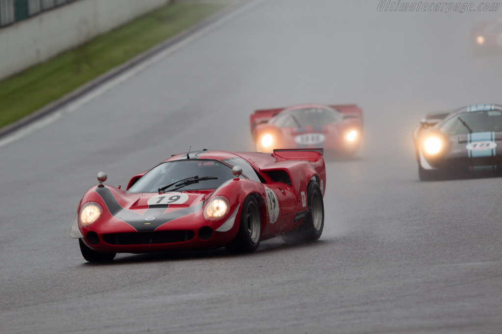 Lola T70 Mk3 - Chassis: SL73/110   - 2013 Spa Classic