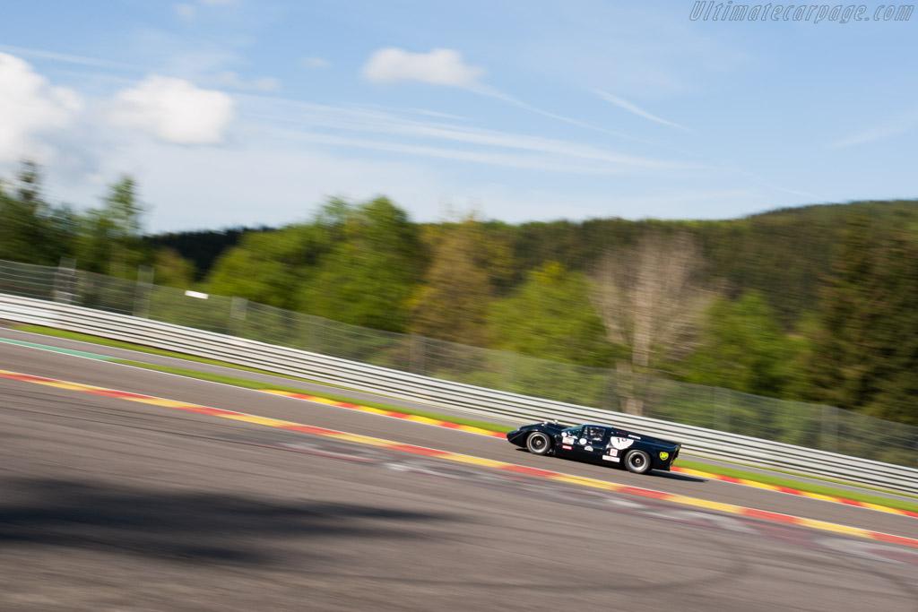 Lola T70 Mk3 - Chassis: SL73/106   - 2013 Spa Classic