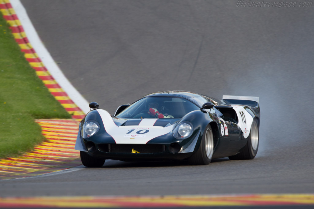 Lola T70 Mk3 - Chassis: SL71/41   - 2013 Spa Classic