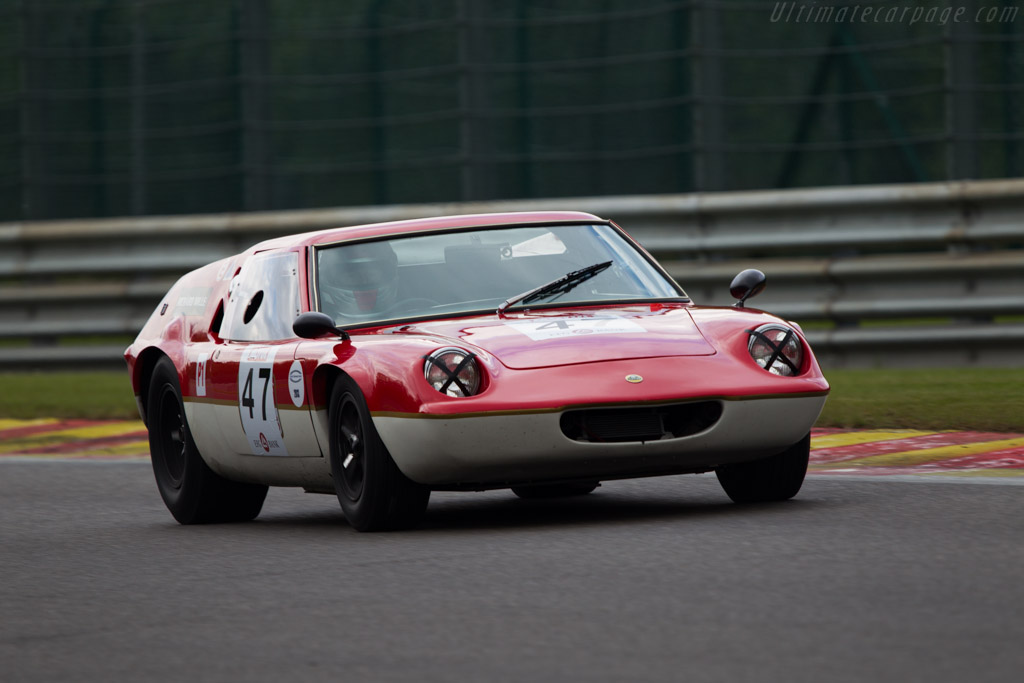 Lotus 47 - Chassis: 47/GT/10   - 2013 Spa Classic