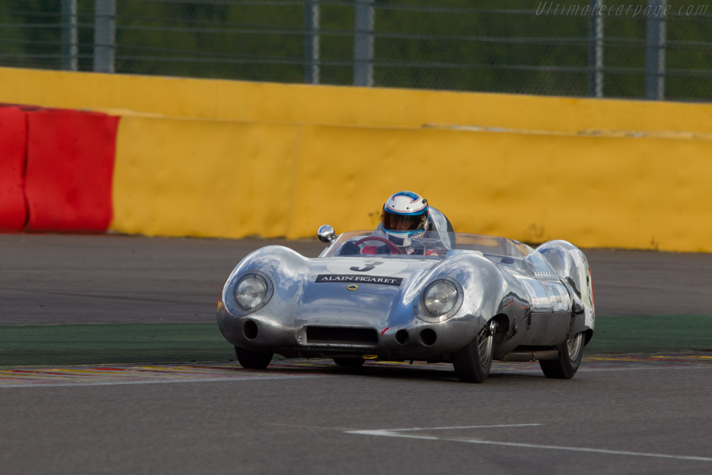 Lotus Eleven    - 2013 Spa Classic
