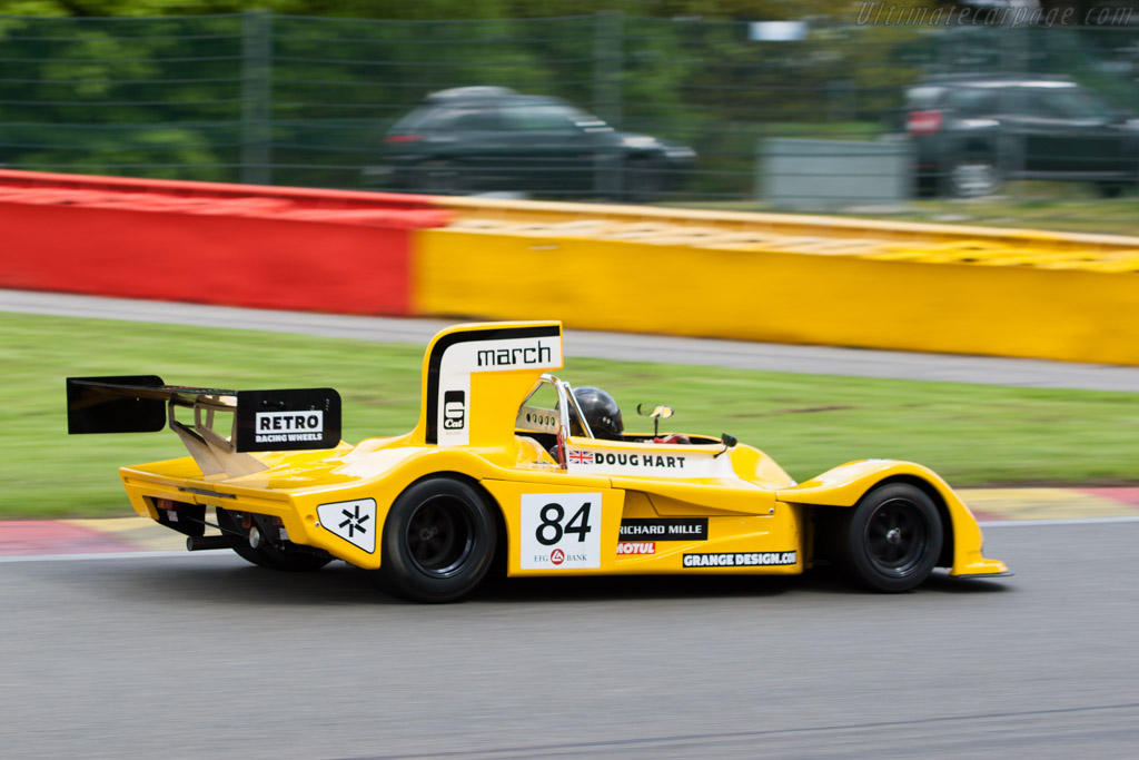 March 75S - Chassis: 75S/5   - 2013 Spa Classic