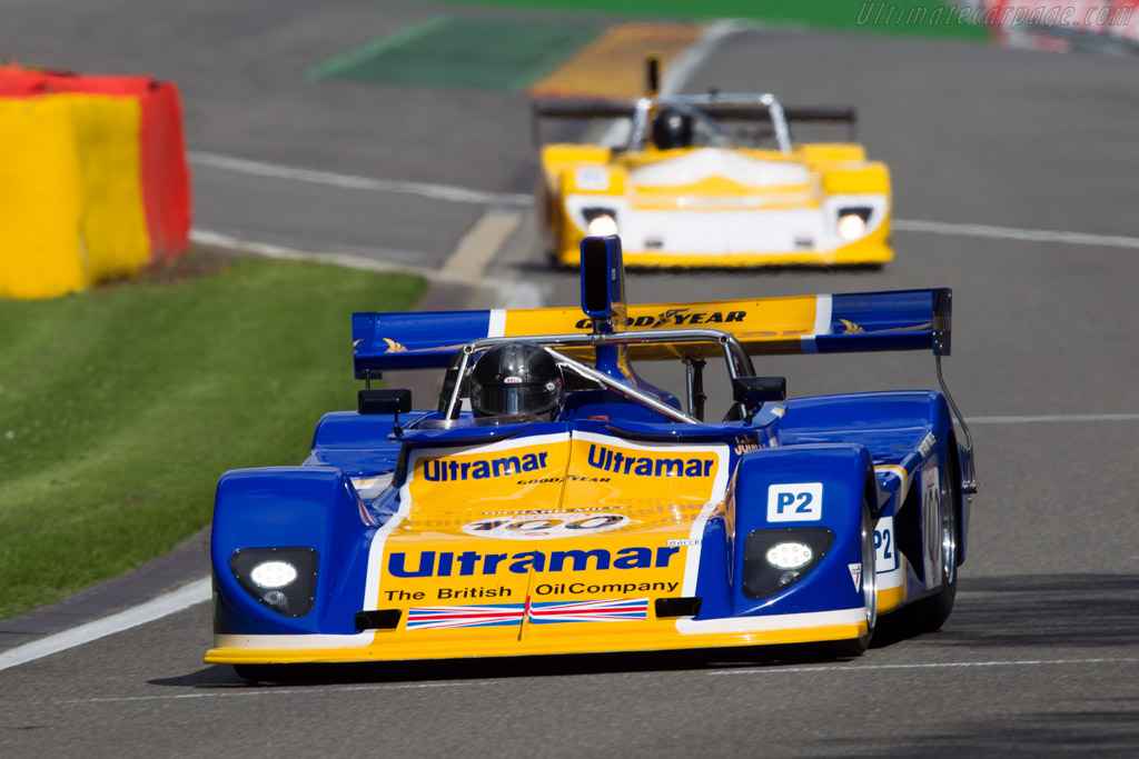 March 76S - Chassis: 76S/3   - 2013 Spa Classic