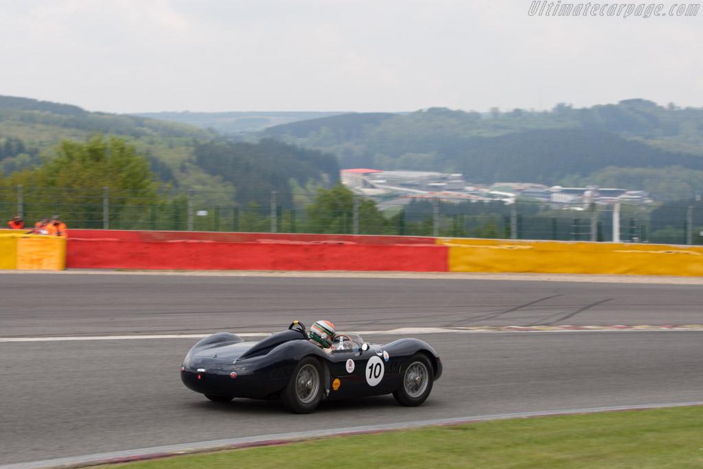 Maserati 250S - Chassis: 2411   - 2013 Spa Classic