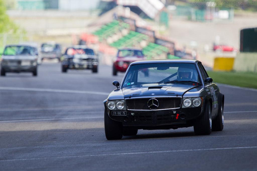 Mercedes-Benz 350 SLC    - 2013 Spa Classic