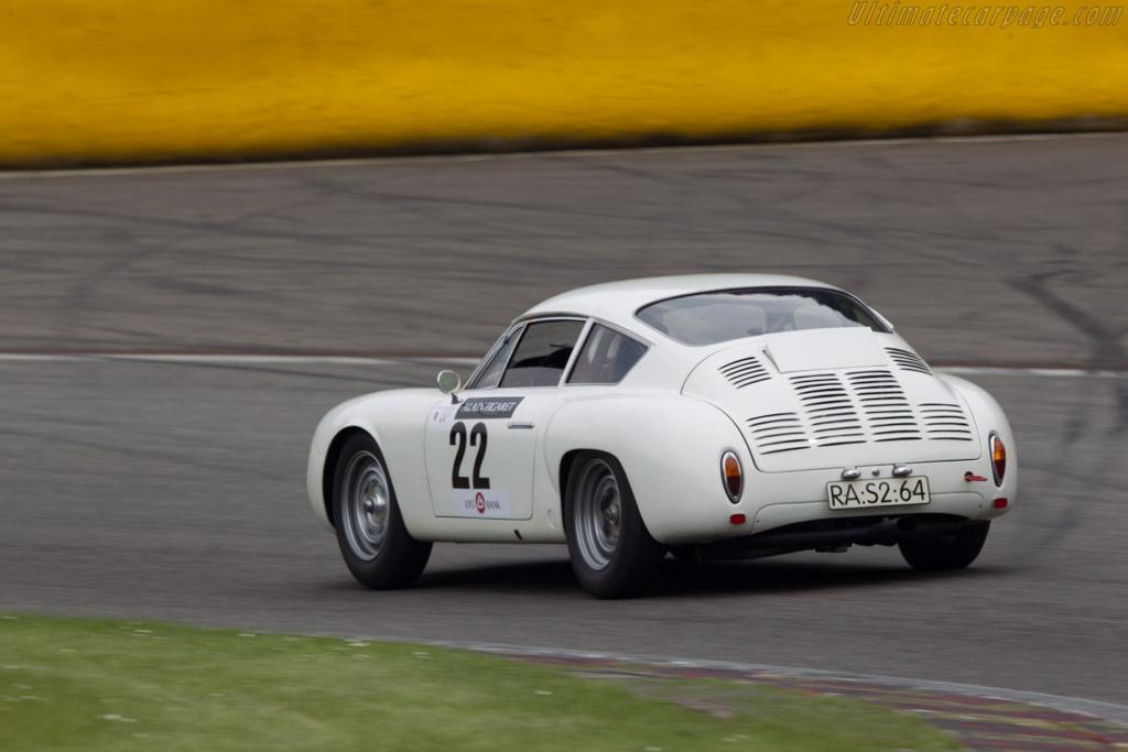 Porsche 356 Carrera GTL Abarth - Chassis: 1007   - 2013 Spa Classic