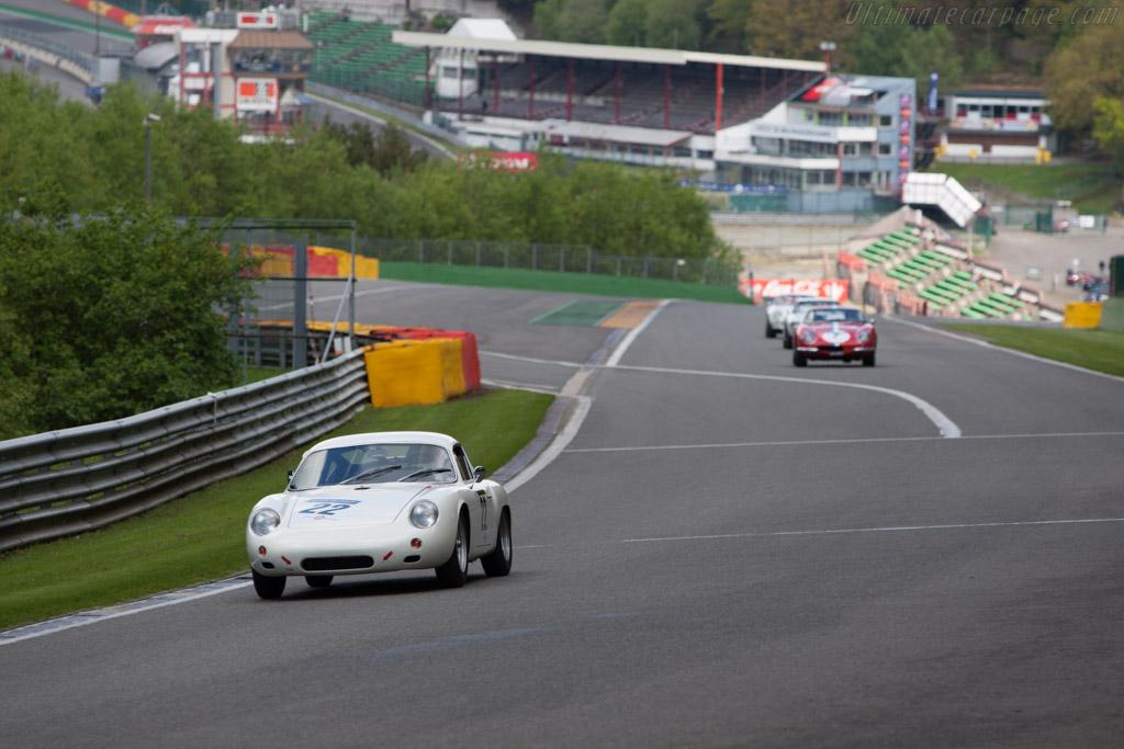 Porsche 356 Carrera Gtl Abarth Chassis 1007 2013 Spa