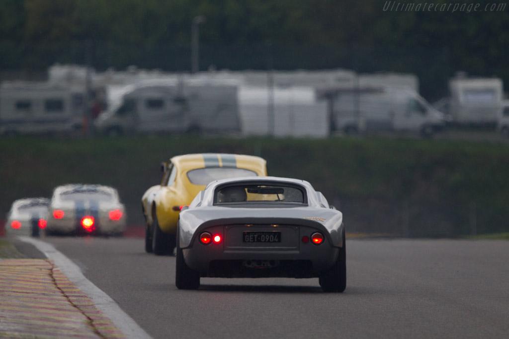 Porsche 904/6 - Chassis: 906-002   - 2013 Spa Classic