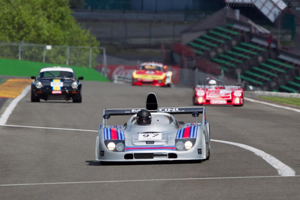 Porsche 908/4 - Chassis: 908/03-011   - 2013 Spa Classic