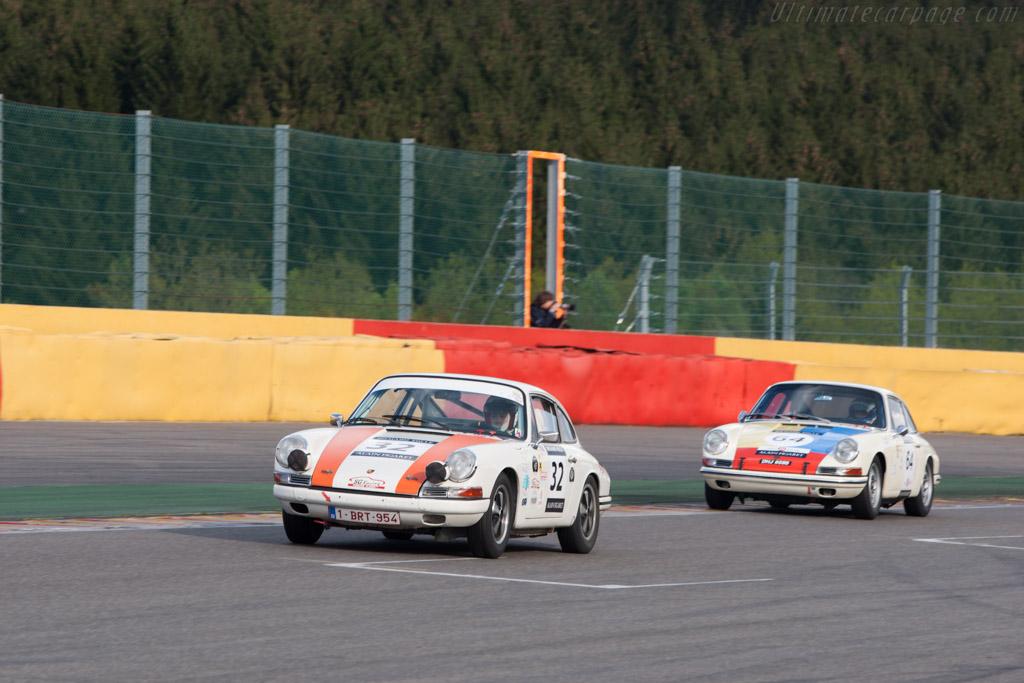 Porsche 911    - 2013 Spa Classic