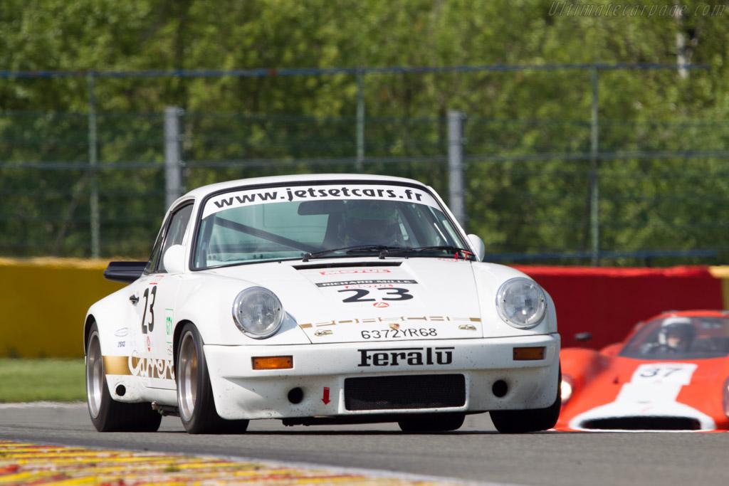 Porsche 911 Carrera RS 3.0 - Chassis: 911 460 9033   - 2013 Spa Classic