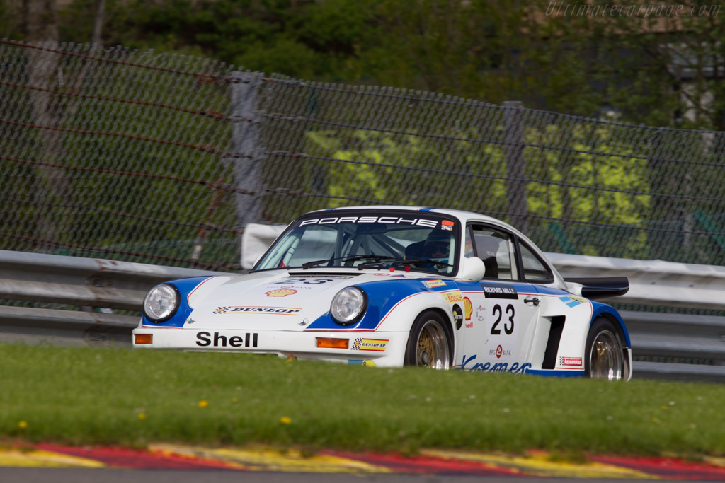 Porsche 911 Carrera RS 3.0    - 2013 Spa Classic