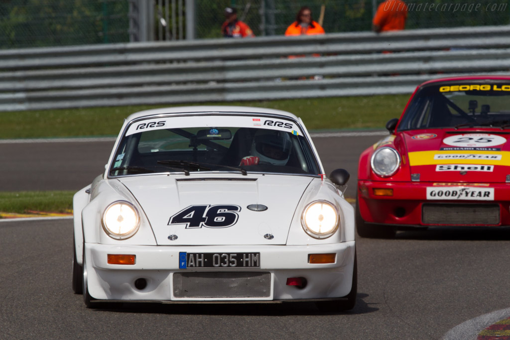 Porsche 911 Carrera RS 3.0    - 2013 Spa Classic