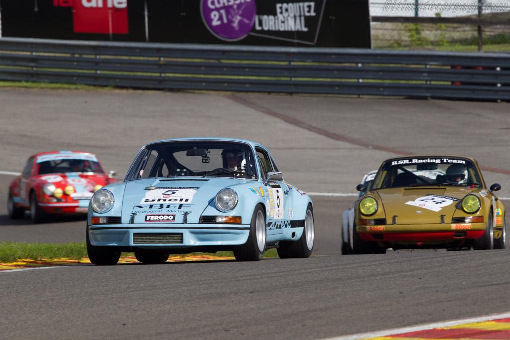 Porsche 911 Carrera RSR 2.8 - Chassis: 911 330 0704   - 2013 Spa Classic